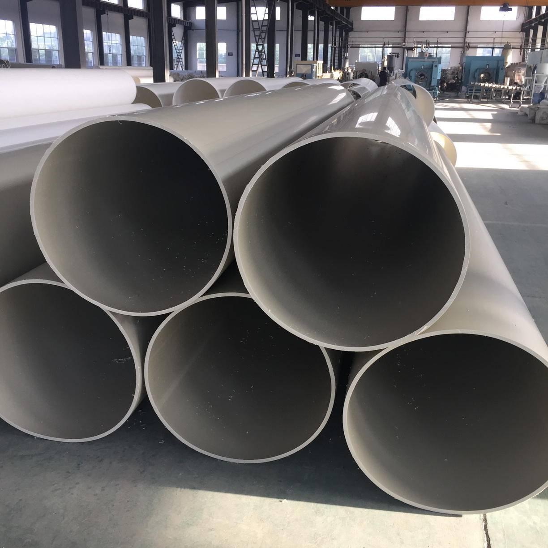 Пластиковые трубы (86 фото): большого размера для воды, сантехнические диаметром 200 и 150 мм
