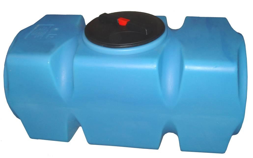 Резервуары для воды, пластиковые: прямоугольные, цилиндрические. горизонтальный, вертикальный вид +видео | greendom74.ru