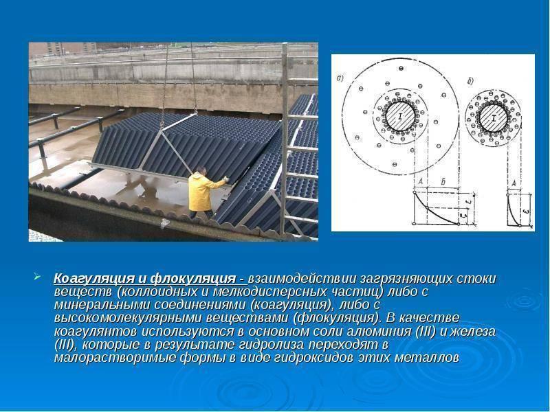 Флотационная установка флотатор фу