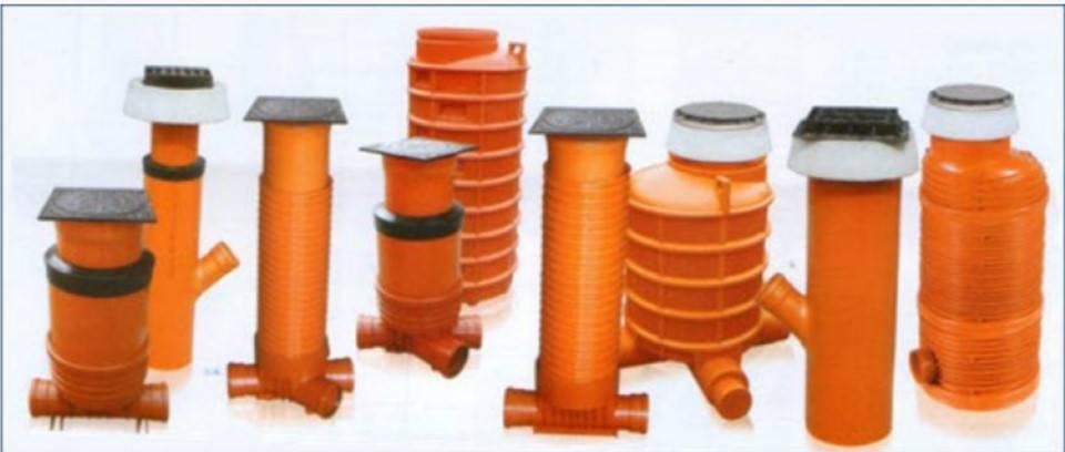 Нормы установки канализационных колодцев. канализационные колодцы — снип, схемы устройства и монтажа