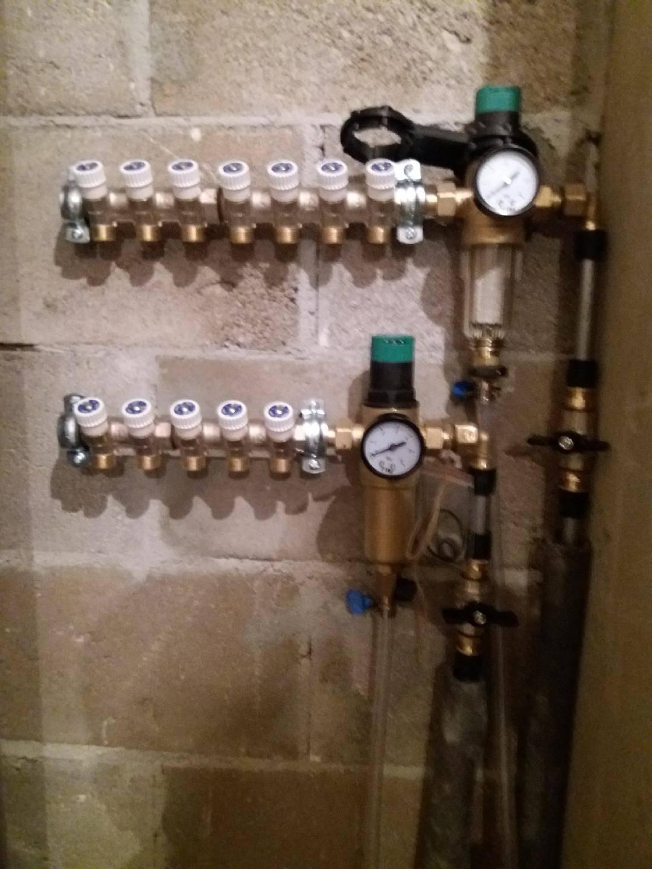 Коллекторная система водоснабжения в квартире