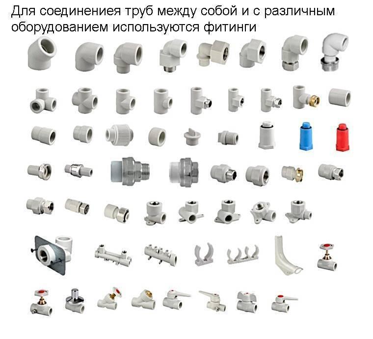 Материал труб для канализации