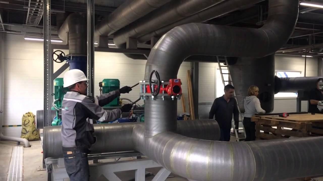 Гидравлическое испытание трубопроводов водоснабжения - отопление и водоснабжение от а до я