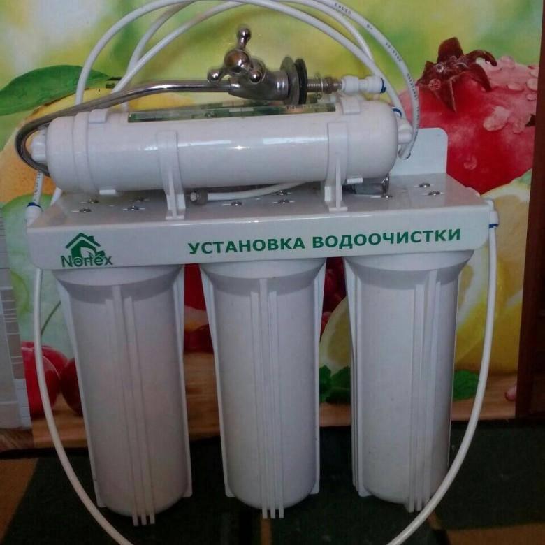 Нортекс стандарт система водоочистки | помощь адвоката