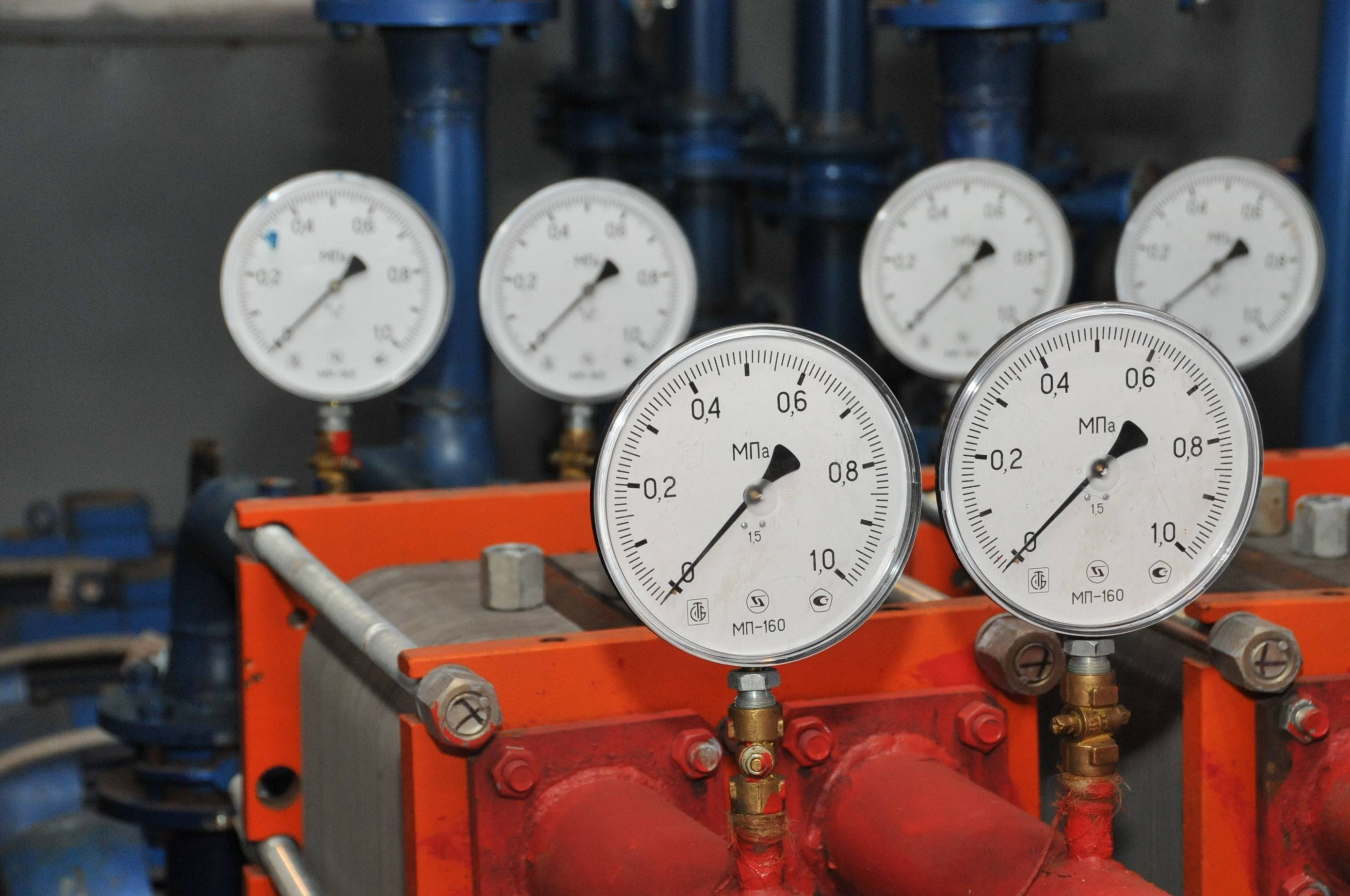 Установки для гидроиспытаний трубопроводов