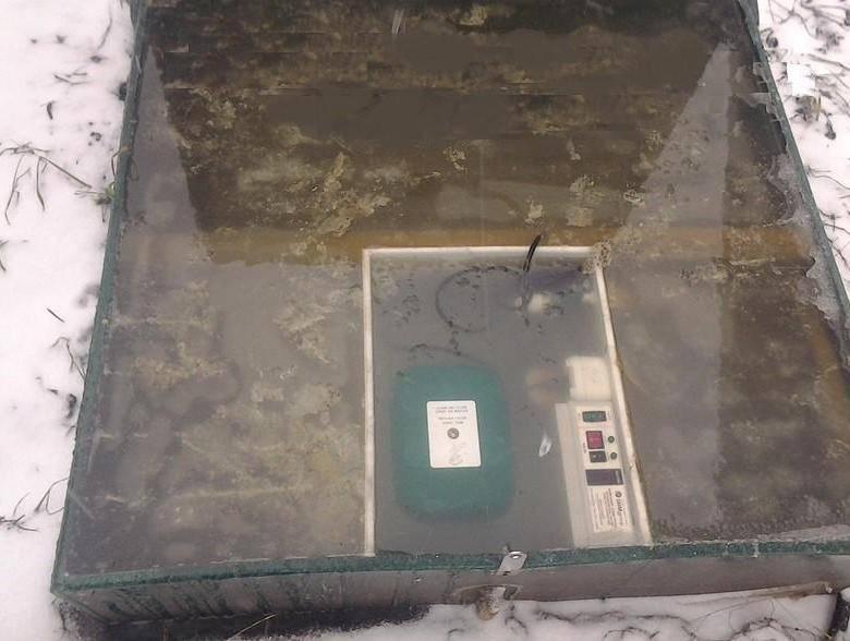 Установка септика на глинистой почве