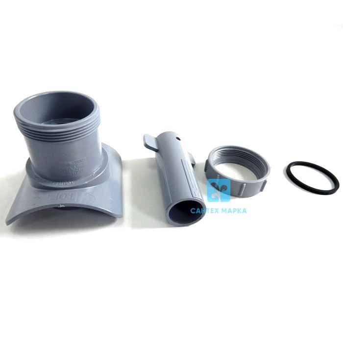 Врезка в канализационную трубу: как врезаться в систему канализации