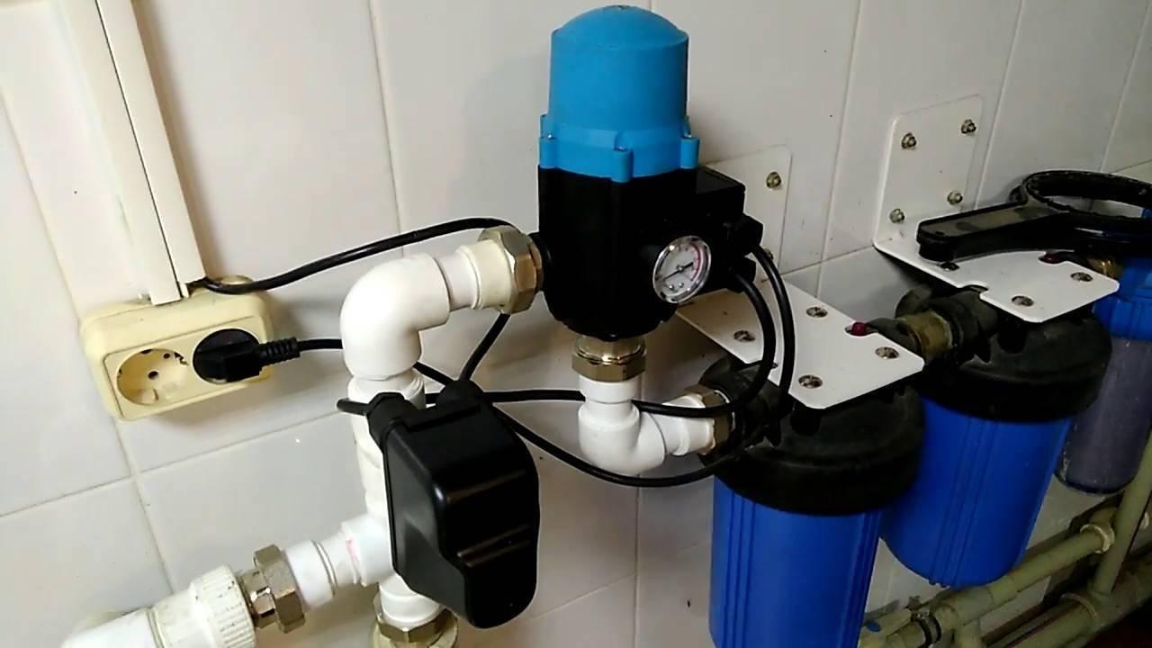 Как подключить Реле давления воды для насоса? Советы +Видео