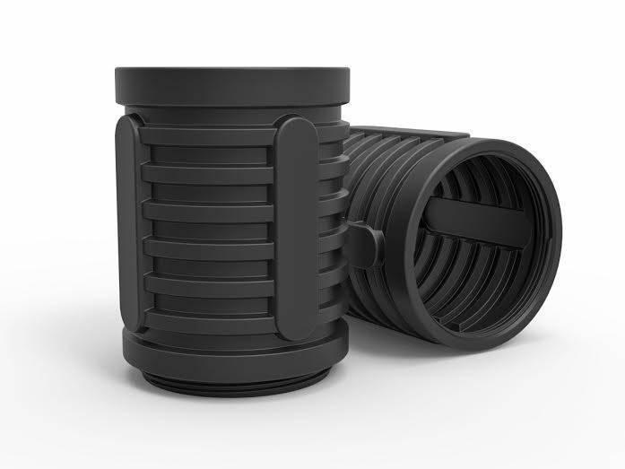 Особенности применения пластиковых колец для септика