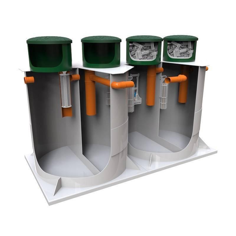 Как работает автономная канализация: принцип работы и типы систем