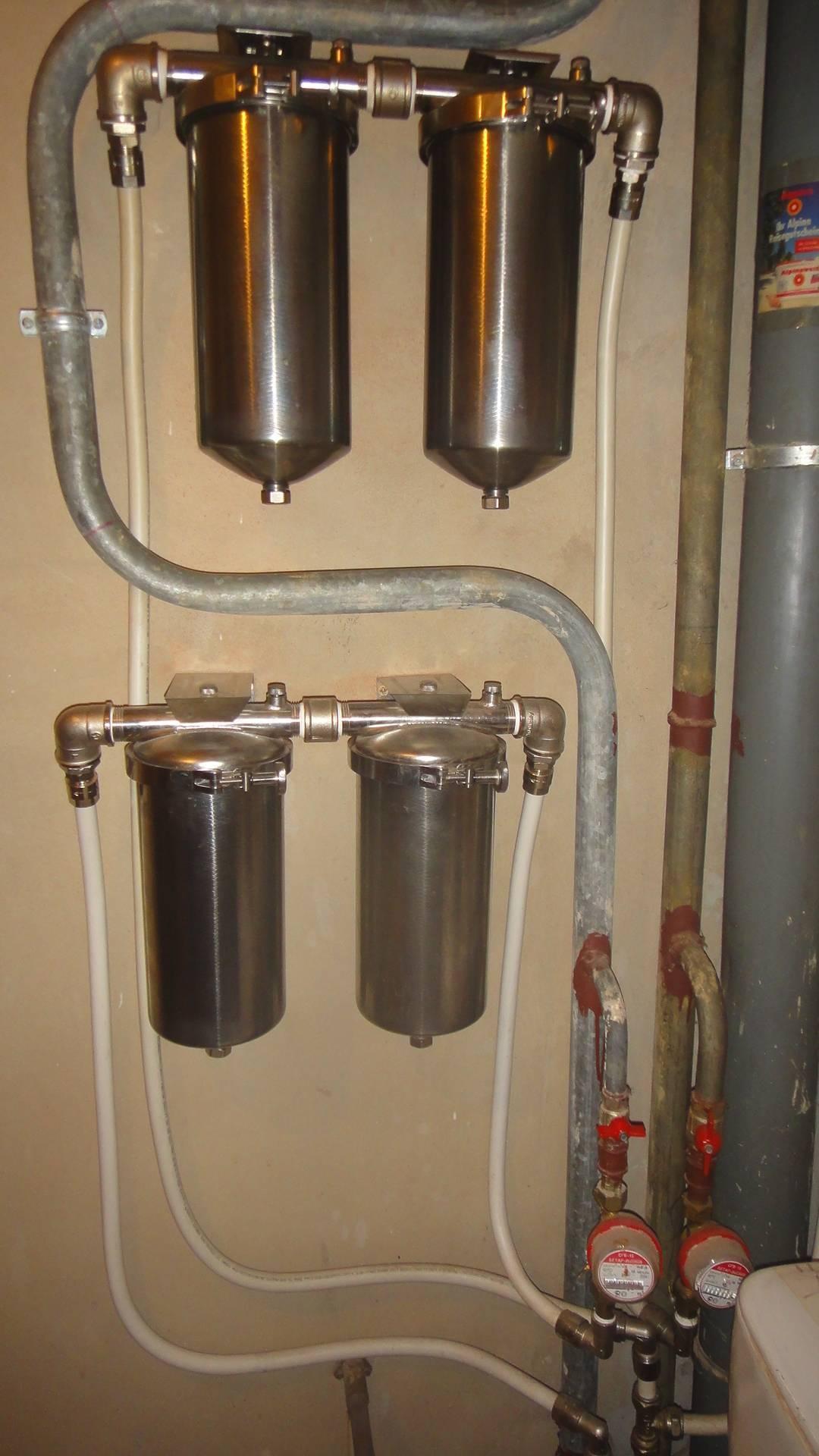 Фильтры для очистки воды в квартире: система фильтрации для жесткой влаги, какие конструкции лучше поставить на водопровод