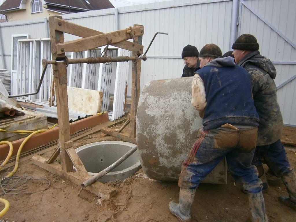 Правильная копка колодцев своими руками: способы рытья на даче