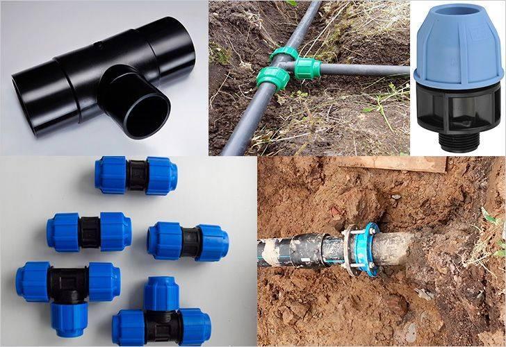 Пнд труба для водопровода: водоснабжение из полиэтиленового материала