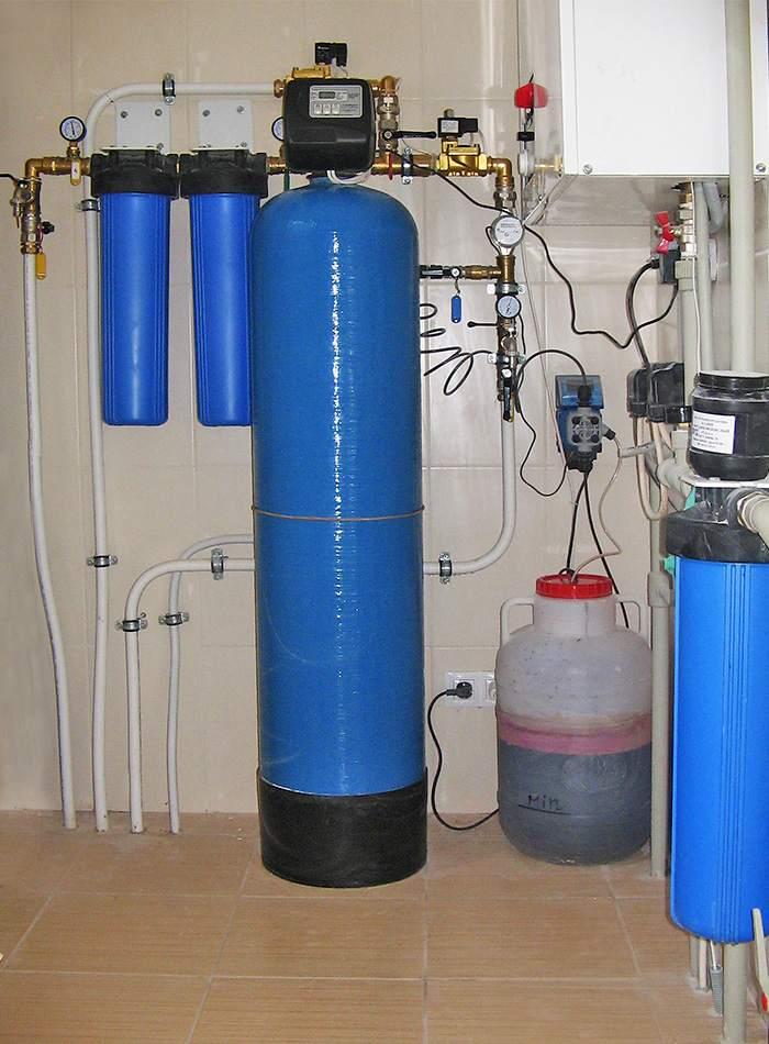 Технологии очистки воды из скважин от железа