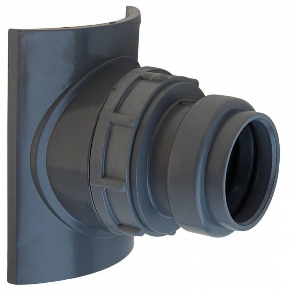 Врезка в канализационную трубу – как осуществить процесс + видео