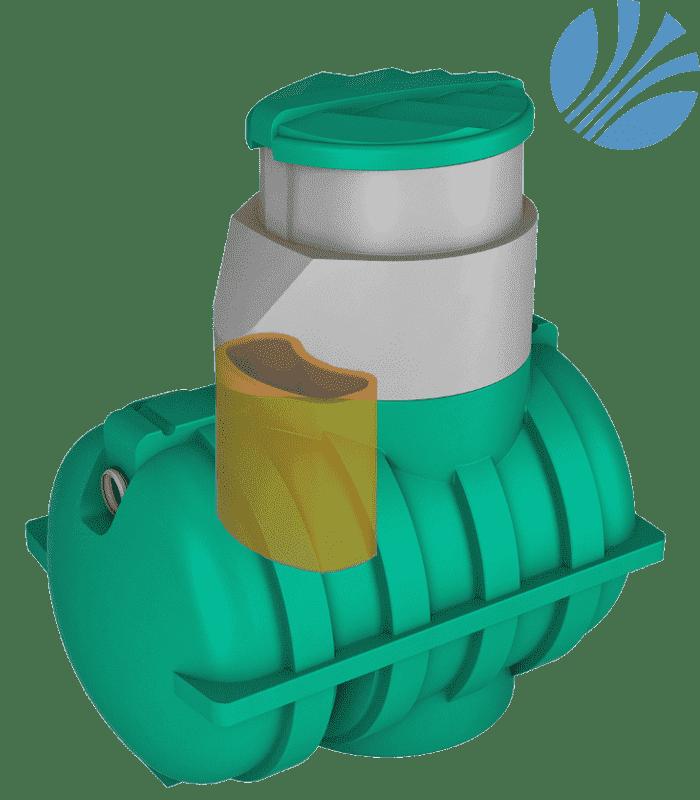 Септик росток — обзор, отзывы, модельный ряд, правила установки