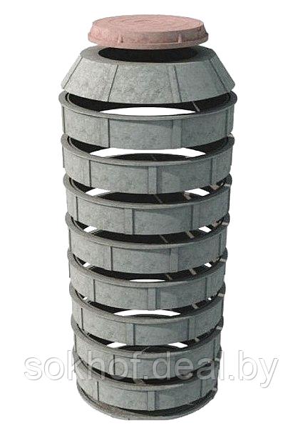 Особенности полимерно-песчаных колец для обустройства колодцев
