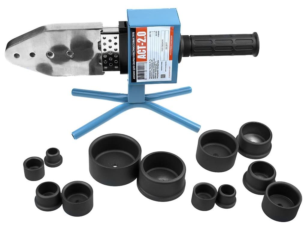 Аппарат для сварки полипропиленовых труб: какой выбрать сварочный комплект, оборудование для пластиковых труб, как выбрать лучшее для пп труб