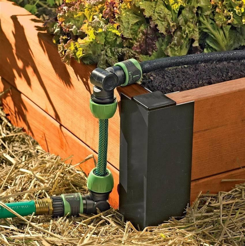 Капельный полив: пошаговый монтаж системы своими руками из готовых материалов, пластиковых бутылок (фото & видео)