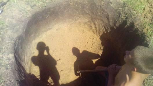 Выгребная яма из покрышек: подробное описание работ по устройству