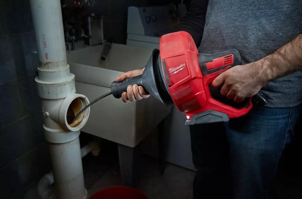 Как и чем прочистить канализационную трубу в домашних условиях