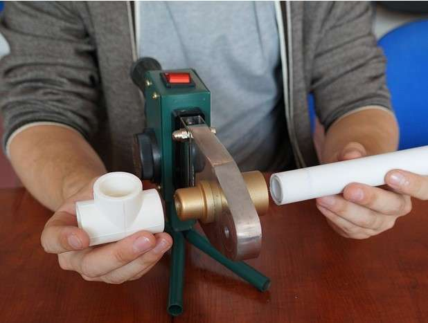 Сварка полипропиленовых труб своими руками для начинающих