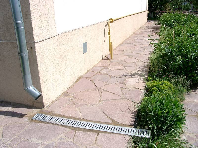 Ливневая канализация в частном доме своими руками: инструкция +фото и видео