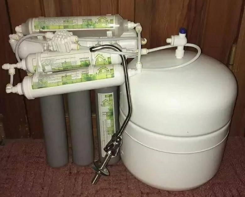 Система водоочистки нортекс стандарт