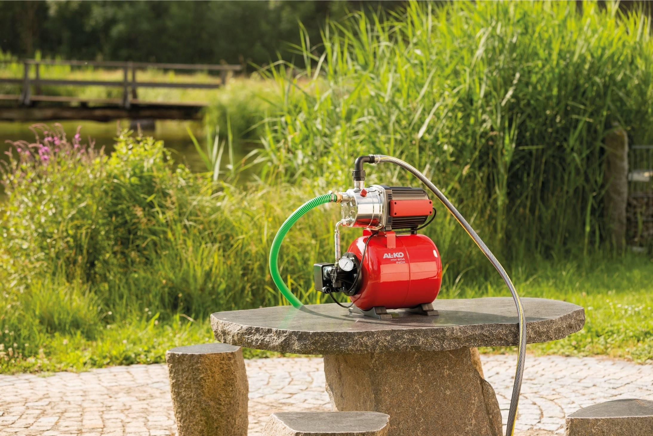Какие бывают повысительные насосные станция водоснабжения - жми!
