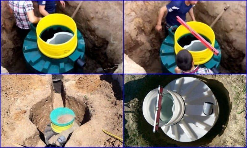 Септик для частного дома: микроб, танк, топас, юнилос