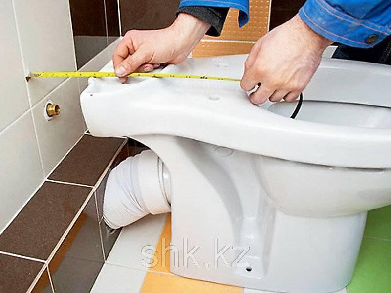 Как установить унитаз своими руками: советы сантехника