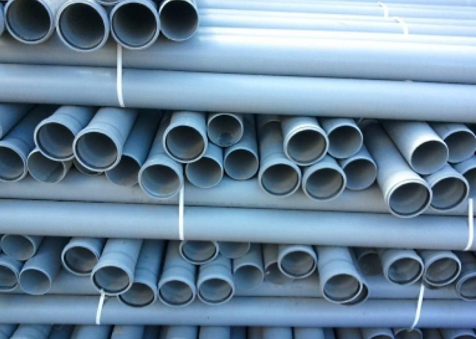 Фасонные части канализационных труб: соединительная муфта и фитинги для полиэтиленовых труб канализации, изделия диаметром 110 и 90 мм