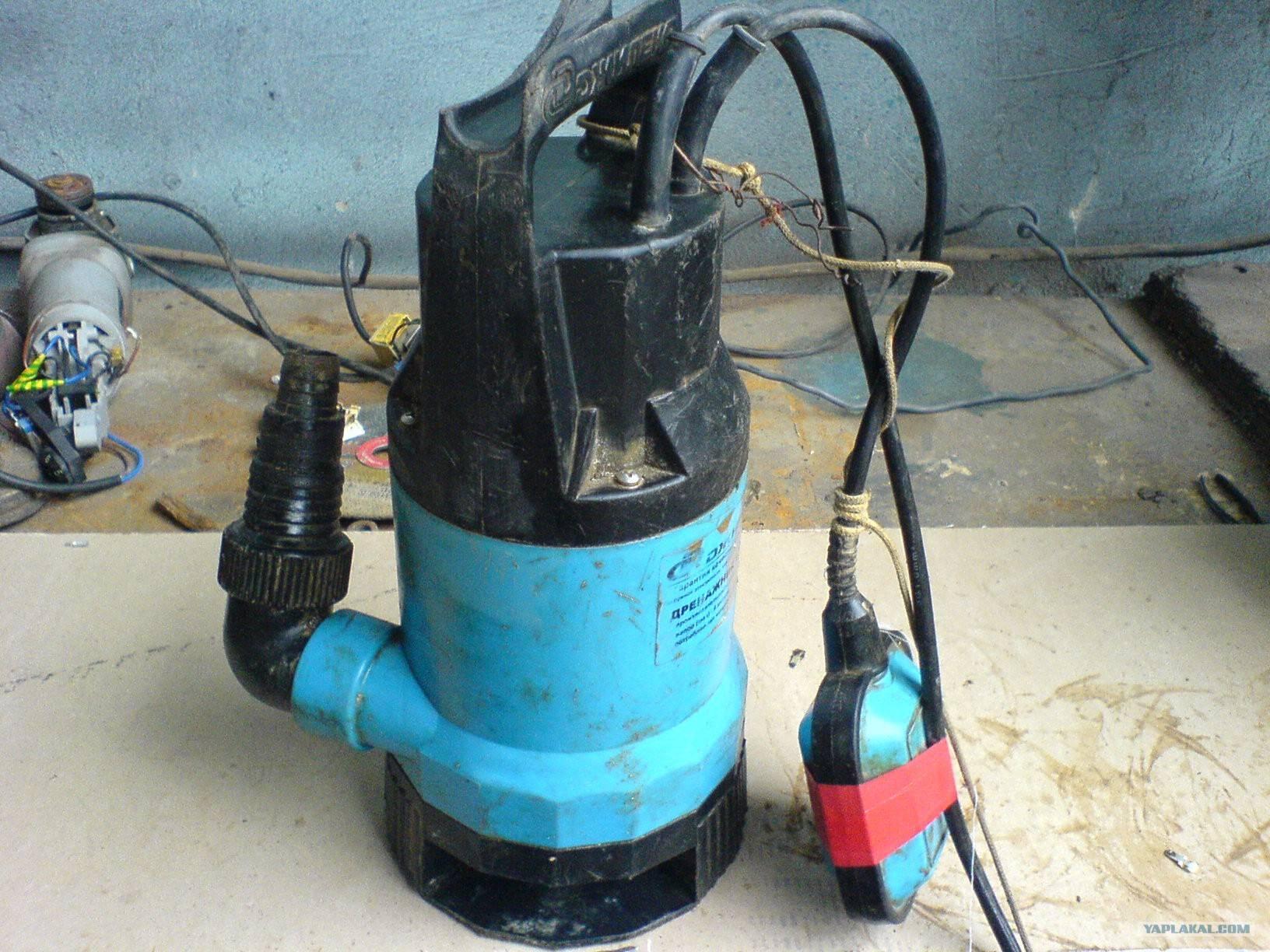 Обслуживание и ремонт насосов