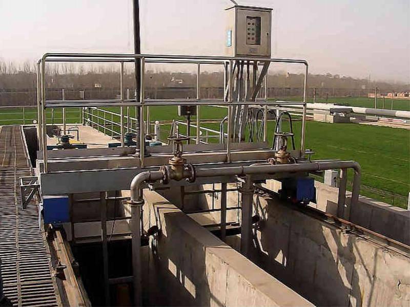 Характеристки песколовок для очистки сточных вод