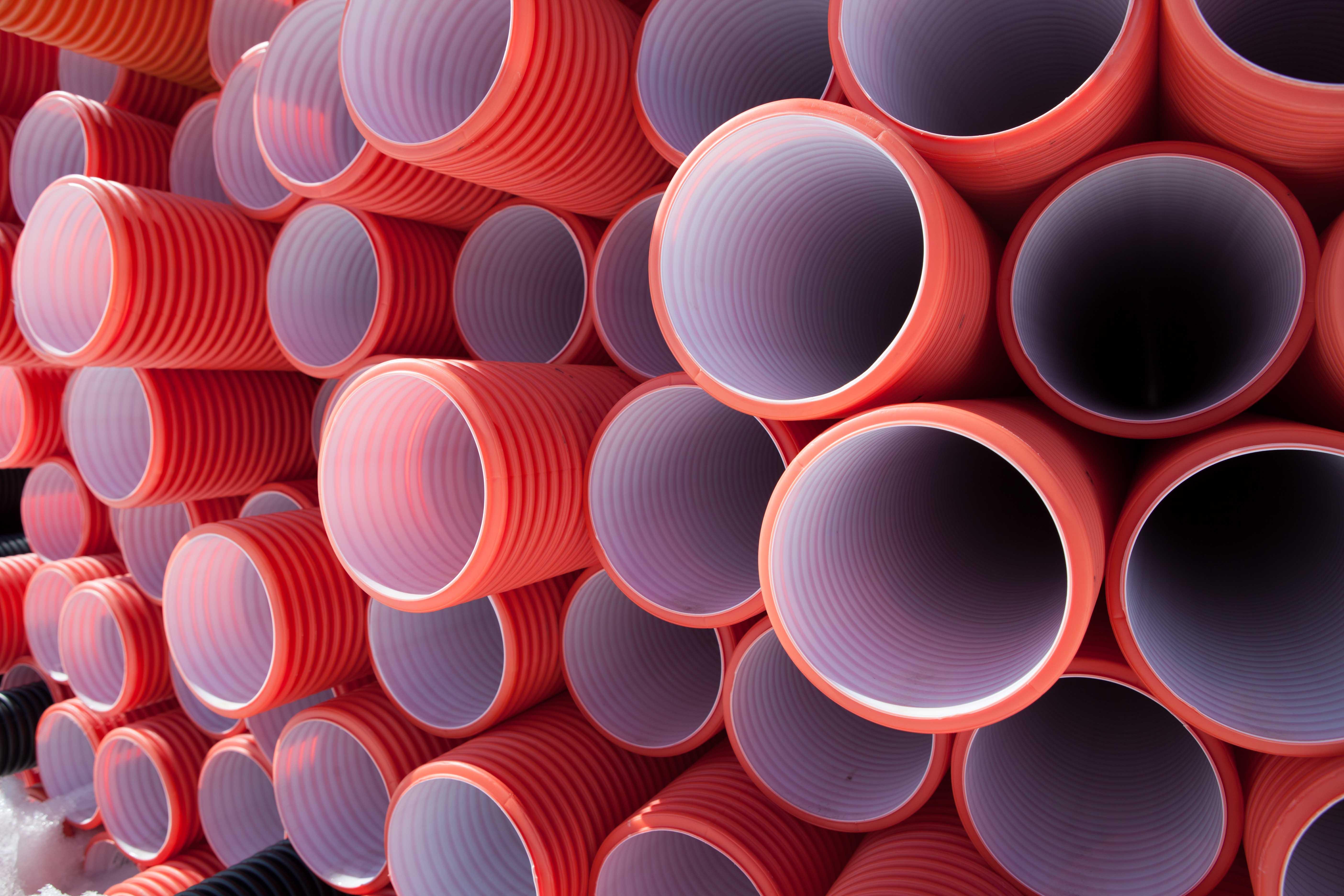 Пластиковые трубы - виды, область применения