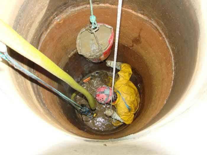 Чистка колодца: профилактическая чистка, необходимая частота чистки, способы чистки, видео