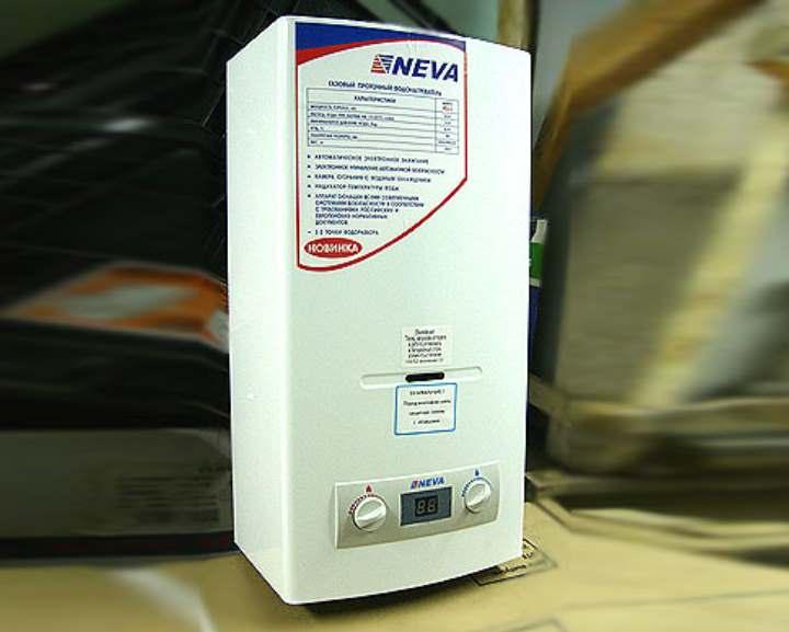 Газовая колонка НЕВА 4511: Технические характеристики — Неисправности и их устранение +Фото и Видео