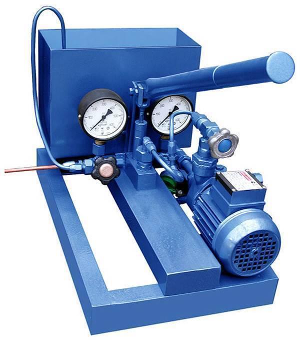 Программа гидравлических испытаний трубопроводов пример