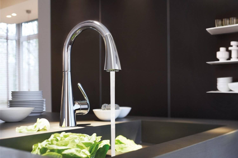 Однорычажный смеситель для кухни: как разобрать кухонное однорычажное устройство