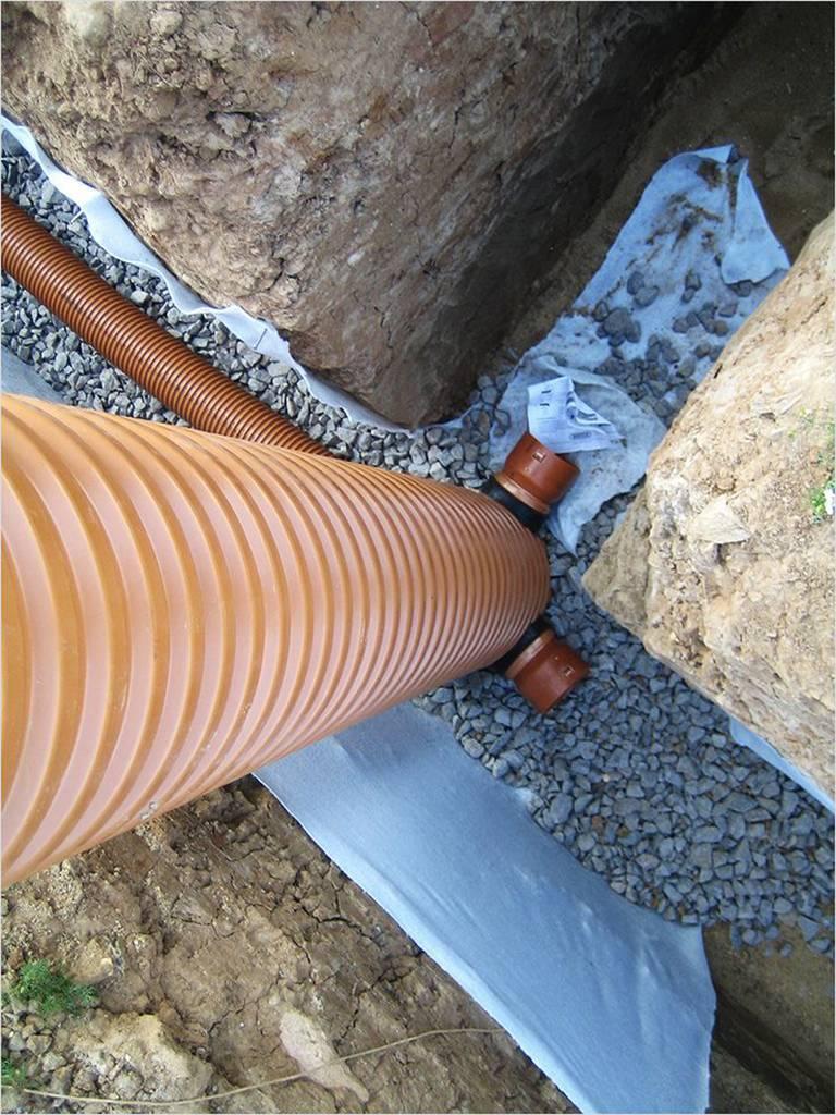 Дренажный колодец своими руками — устройство, как сделать самому и подвести трубы