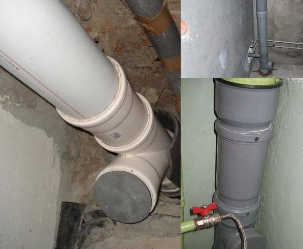 Замена стояка канализации в квартире: обязанность жкх в 2020 году