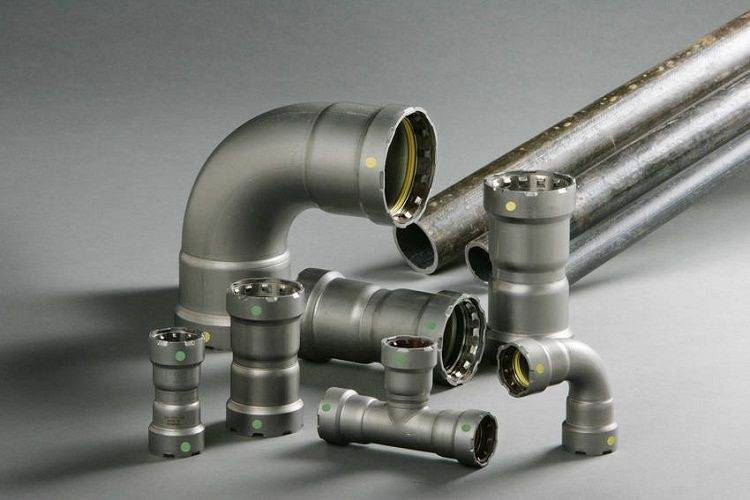 Как соединить пластиковые и металлические трубы без сварки - соединение труб из пластика и металла