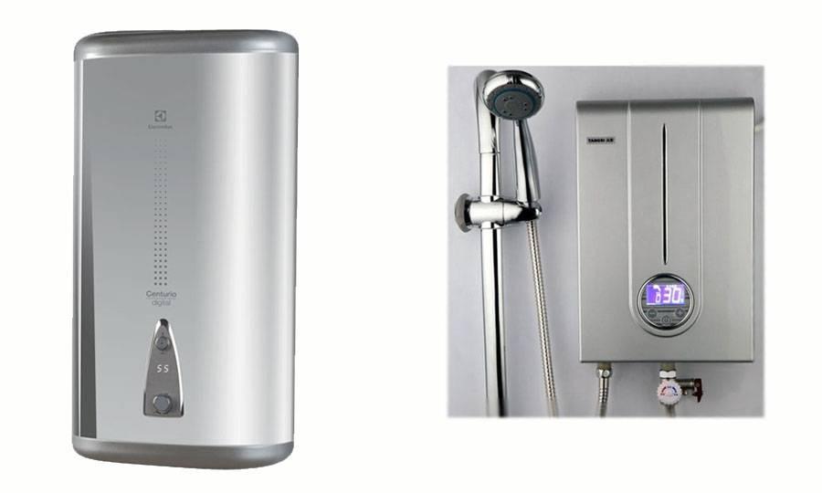 Как выбрать водонагреватель электрический накопительный для квартиры и подключить его