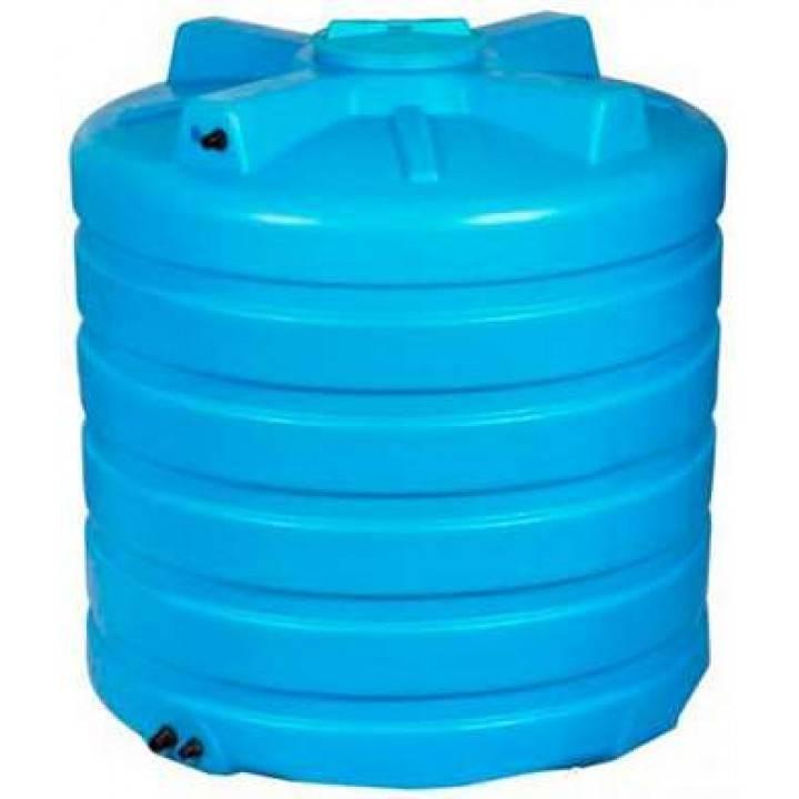 Накопительная емкость для канализации: установка