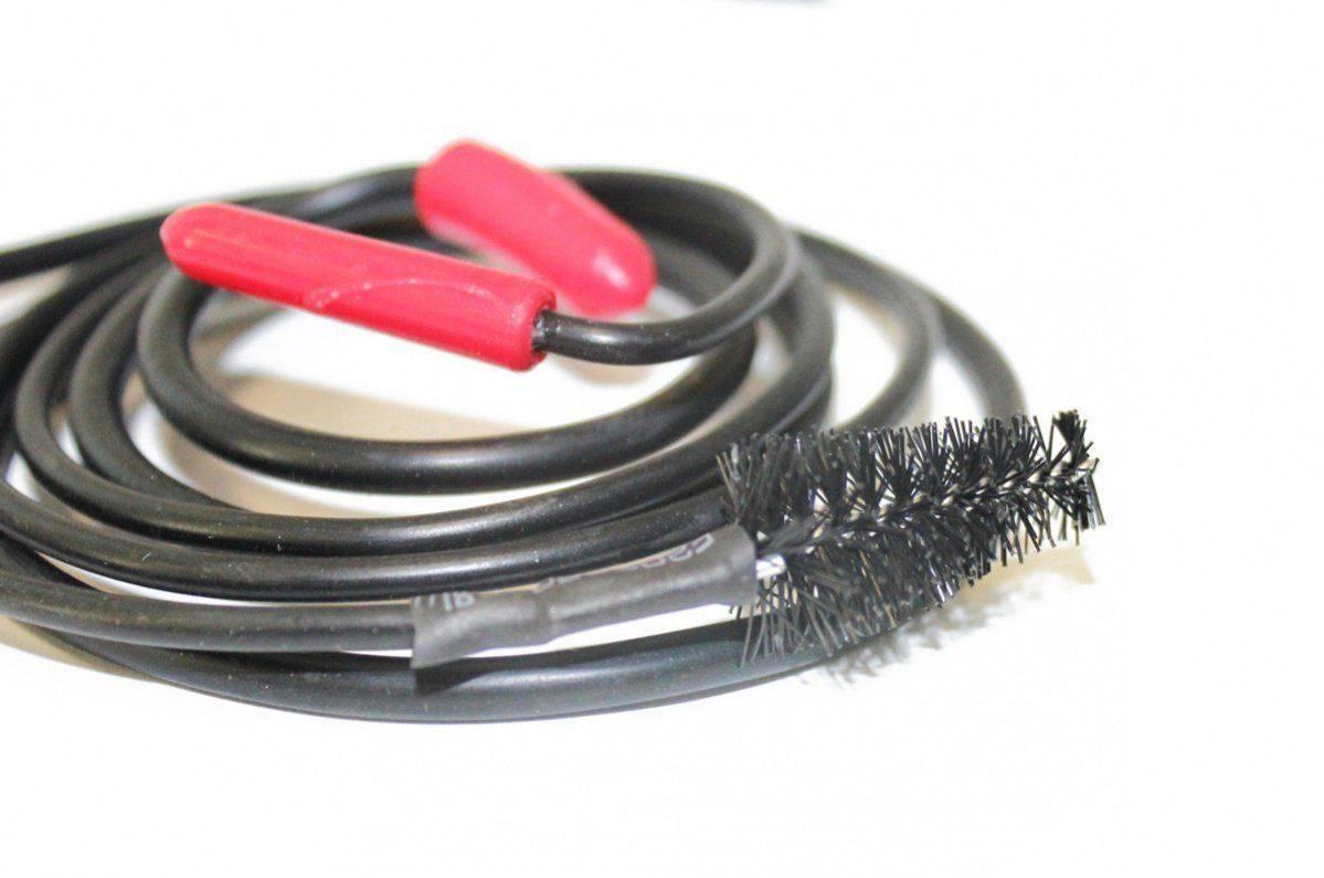 Виды тросов для прочистки канализационных труб