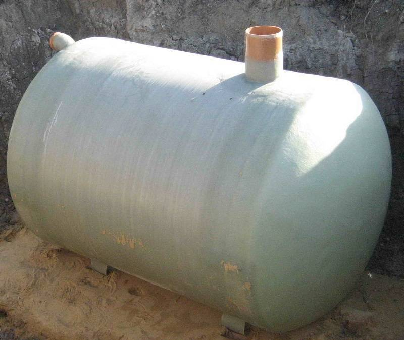 Септик для загородного дома, автономная канализация