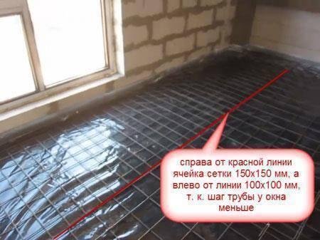 Укладка теплого электрического пола под плитку: рекомендации по монтажу