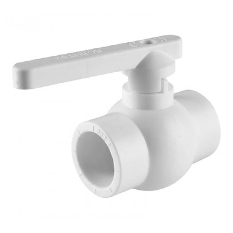 Кран шаровый пвх: устройство, выбор, преимущества и недостатки пластиковой арматуры