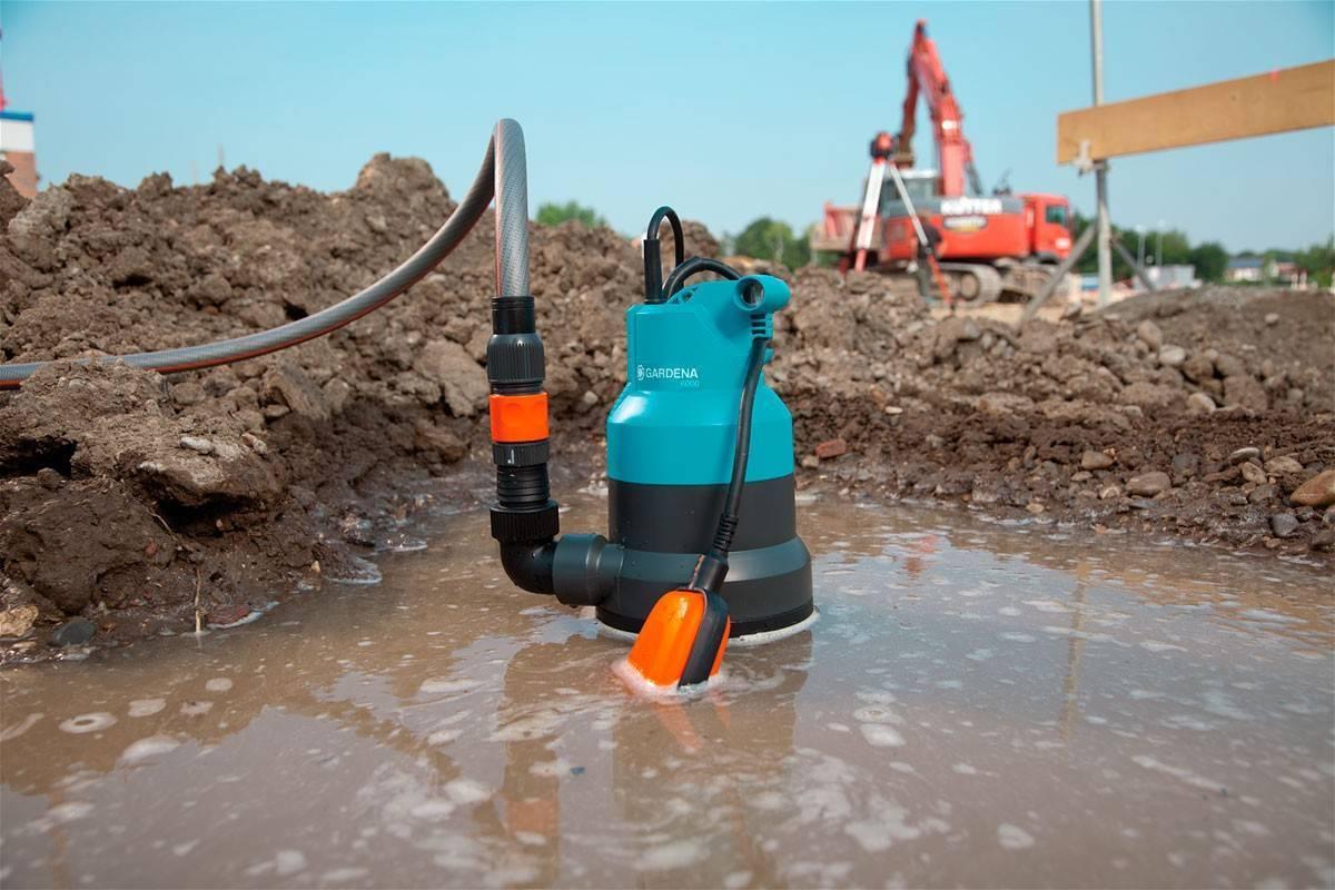 Выбираем насос для откачки воды из подвала