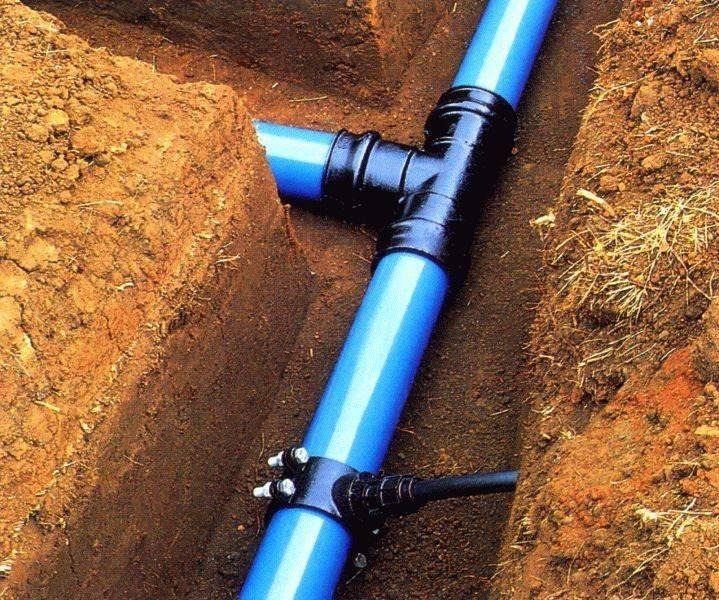 Монтаж труб пнд в разных системах: водопровод своими руками, работа с канализацией, монтаж, крепление к стене